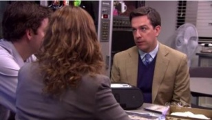The Office (US) 05x22 : Heavy Competition- Seriesaddict